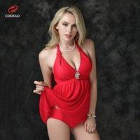 Wholesale plus size swimwear solid color women beachwear two pieces tankini swimwear russia large cup plus size