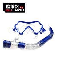 Brahma 2016 plein sec respirer tube plongée lunettes costume snorkeling plongée lunettes 8019 adulte nager