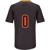 Wholesale Cleveland Men s basketball short Jerseys with the finals Logos top quality
