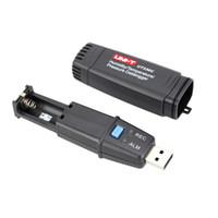 Indoor atmospheric pressure meter - Mini USB Temperature Humidity Atmospheric Pressure Data Recording Logger Meter High precision Thermometer Hygrometer Barometer