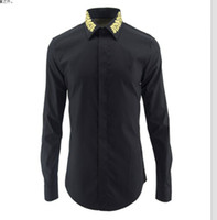 Wholesale Hot Sale New Spring Autumn Arrival Famous Design Long sleeved Shirt Full Cotton High Quality Mens Casual Shirt Hot Sale