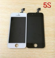 advantages touch screen - Promotion Real for Iphone s LCD Display Touch Screen Digitizer Assembly Replacement Repair Parts AAA quality advantage price