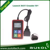 Wholesale 2015 The Best selling Launch X431 CREADER IV car universal code scanner scanner pos scanner pdf