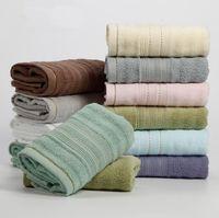 baby tea sets - High Quality g Cotton Towel x34cm Towel washcloth saliva hand kid baby kitchen freeze cotton face hand shower tea towel