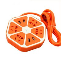 Wholesale New Portable Outlet USB Hub Ports Fast Wall Charger Adapter AU Plug Home Charger Socket