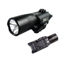 airsoft handguns - Airsoft Tactical Hunting X300 Ultra flashlight LED Light Fits Handguns with Picatinny or Universal Rails for Rifle Scope
