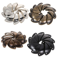 Wholesale Vintage Cabinet Knobs and Handles Cupboard Door Cabinet Drawer Furniture Antique Shell Handle MTY3