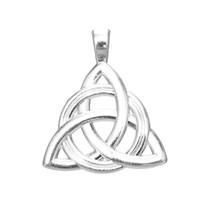 antique decorative plates - My Shape Zinc Alloy Antique Silver Plated Fashion Interlaced Christian Knot decorative symbol for Necklaces and Bracelets