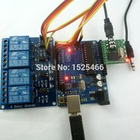 audio controlled relay - DTMF Audio Remote Relay Kit MT8870 Phone Voice Decoder Control DC V V V V Voltage for_Arduino DUE UNO MEGA Raspberry pi