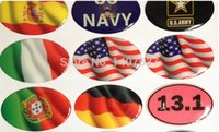 Wholesale and custom PVC drops of adhesive stickers