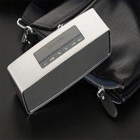 audio downloads - Mini Hifi Bluetooth Speaker Portable Wireless Handsfree Music Downloads Mp3 Player Fm Radio TF Card B89 Speakers