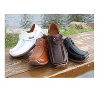 Wholesale 350Eva Store Children Casual Shoes Genuine Leather Fast Shipping