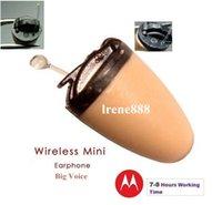 Wholesale wireless invisible quality a680 earpiece spy earphone hidden micro earbud in ear