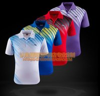 Wholesale High quality lining Table teinns and Badminton sport t shirt Badminton And Table Teinns Clothing For Men And Women hot sale size M XL