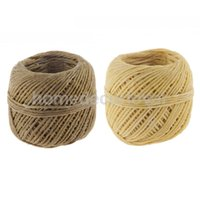 beeswax candle wick - Organic Hemp Wick with Natural Beeswax Coating Candle Wick DIY Feet