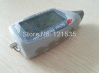 Scher-Khan Magicar 5 porte-clés LCD à deux voies système d'alarme de voiture nouvelle télécommande / fm émetteur transmetteur fm