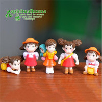 Wholesale My Neighbor Totoro new product Q version of may Moss micro landscape furnishing articles of DIY accessory material May