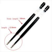 Wholesale plastic gel ink refill fit most parker jotter pen ball pen or nib need remark