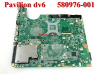Wholesale Original laptop motherboard for HP Pavilion DV6 DV6 Notebook PC system board tested Days Warranty
