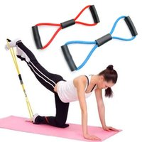 Wholesale Fashion Body Building Fitness Equipment Tool Workout Exercise Type Yoga Resistance Bands Tube
