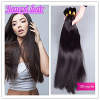 Wholesale 7A Unprocessed Human Hair Bulk Original Natural Hair Color Can Be Dyed Any Color Pure Natural Chinese Hair Bulks Straight