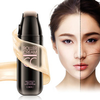 Wholesale LAIKOU roller CC cream nude makeup moisturizing concealer strong isolation liquid foundation bb NEW