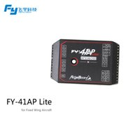 autopilot systems - FeiyuTech official store Most Cost effective Entry Level Autopilot OSD for fix wing uav drone metal black material FY AP Lite