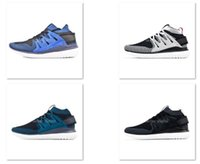 althletic shoes - Double Box Tubular Nova Pack Primeknit Mens Running Shoes Black Sports Low Outdoor Althletic Shoes US5