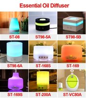 Wholesale All kinds of Auto Smoke Ring Essential Oil Aromatherapy Diffuser Air Humidifier Air Purifier CAST VC80A A S S A B A