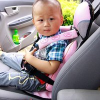 Wholesale Years Old Kids Car Safety Seat Infant Seat Cushion Auto Adjustable Chair Carrier Portable Car Chairs for Children VT0279