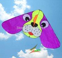 bamboo dog toy - high quality large ear dog kite with handle line bird kite flying toys kite dragon octopus kite hcxkite factory