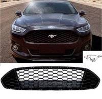 Wholesale Front Grille Grill Bezel Honeycomb Mesh Cover for Ford Mondeo Fusion