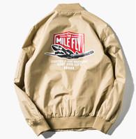 baseball codes - New Men s Casual Fashion brand Code loose baseball uniform men coat