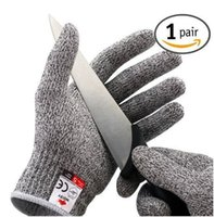 Wholesale NoCry Cut Resistant Gloves High Performance Level Protection Food Grade Size Medium Free Ebook Included