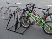Wholesale 1 Bicycle Parking Storage Rack Bikes Steel Park Stand Black Finish New