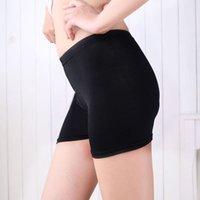 Polainas de la falda caliente España-2016 Nueva Hot Salel Ladies rodilla-longitud corta polainas debajo de las faldas, cómoda ropa interior de bambú ligero para el verano 3 tamaños