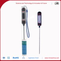 Wholesale Digital BBQ Thermometer Cooking Food Probe Meat Thermometer Kitchen Instant Digital Temperature Read Food Probe