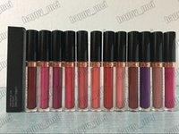 Wholesale Factory Direct DHL New Makeup Lips Matte Lip Gloss Matte Liquid Lipstick g