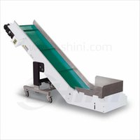 aluminum conveyors - Upgoing conveyor