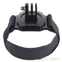 Wholesale 360 Degree Rotation Wrist Hand Strap Band Holder Mount for GoPro Hero MVD