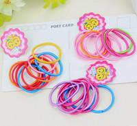 Wholesale Baby mini infant children hair accessory baby mini rubber band hair rope headband