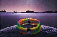 beaded jewelry - 2016 Newest Neon Lokai Bracelet Lokai Silicone Bead Bracelet lokai Silicone Find Your Balance Lokai jewelry Colors By DHL