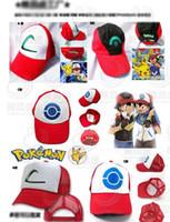 Wholesale Snapback Hats for Women Pokémon go Caps Baseball Hats Poke Belt A52