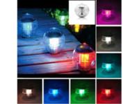 Wholesale Solar Powered LED Globe Lamp Night Light for Garden Illumination Waterproof Underwater Swimming pool Pond LED Lights