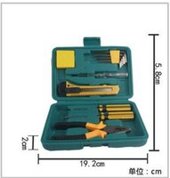Wholesale 8012A vehicle maintenance kit car emergency kit combination of sets of car supplies kit set