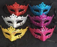 best masquerade mask - 2016 best selling gold fairy fairy masks masquerade party festive party mask HJIA887
