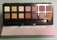 Wholesale Ship in hrs Modern Eye shadow Palette colors limited eye shadow palette with brush pink eyeshadow palette