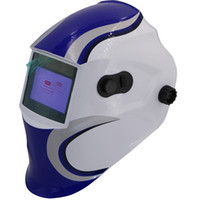 big blue view - Altman blue Out adjust Big view arc sensor grinding DIN5 DIN13 Solar auto darkening TIG MIG MMA welding mask helmet welder cap