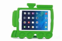 Wholesale EVA Stand Fashion ipad Case For Apple For ipad Mini Shock proof dust proof and it broke inch green black