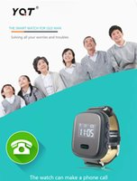 ads android - AD Aged Good Helper Take Medicine Reminder Fitness Tracker Remote Control Clocker GPS SIM Smart Watch Phone Wristband